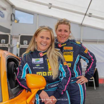 WOMEN@RACETRACK Liesette Braams & Gaby Uljee